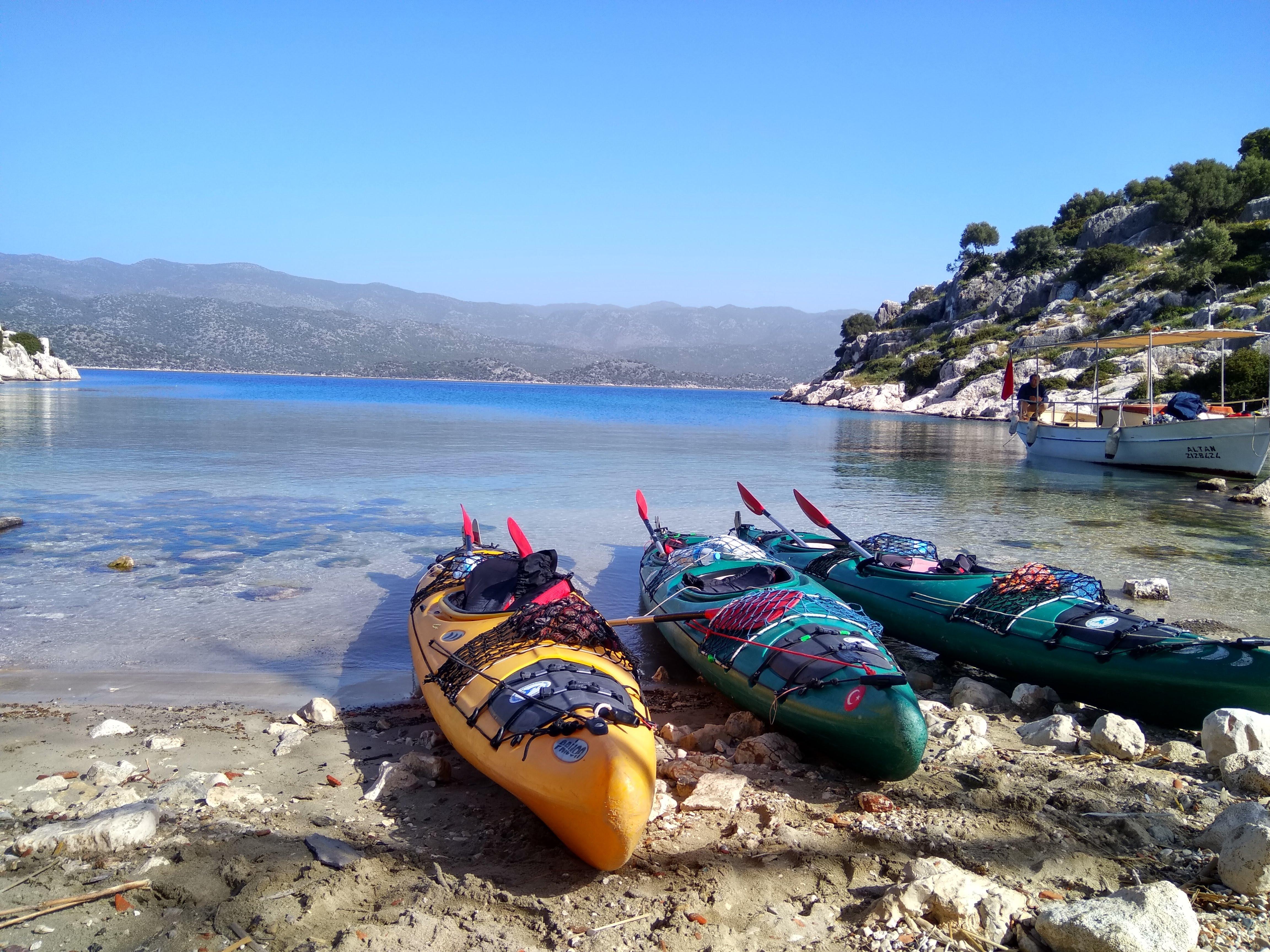 kayaking-Kekova-turkey