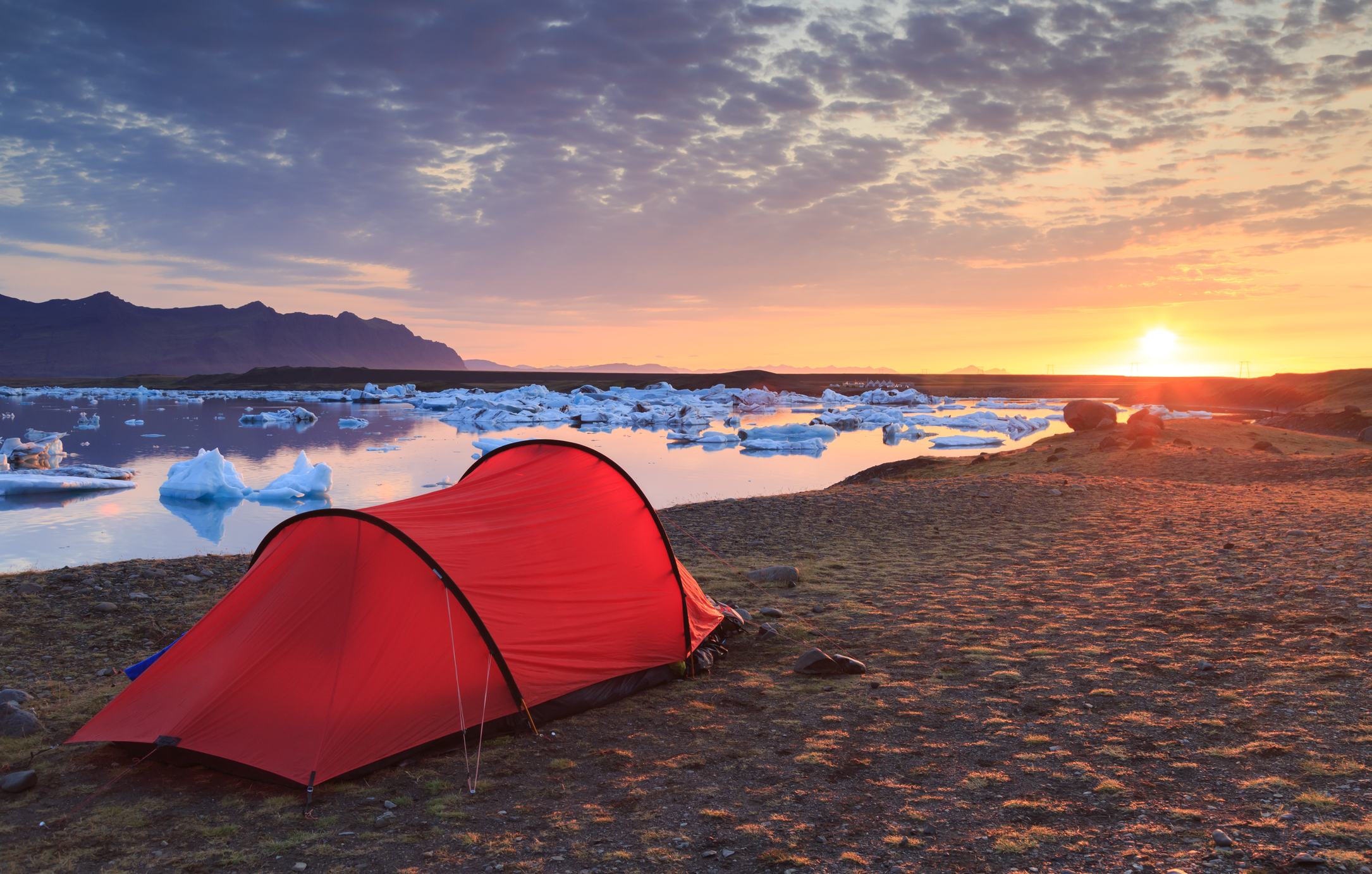 wild camping Iceland adventure holidays