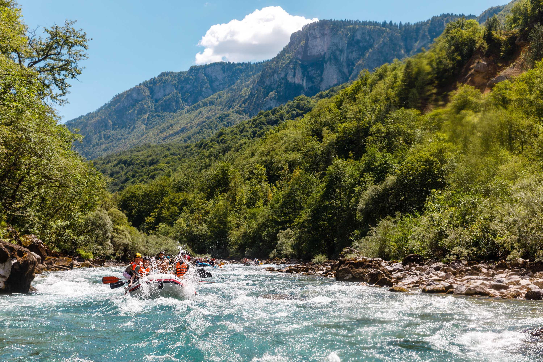 rafting-montenegro