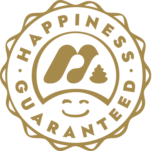 Happiness Guaranteed