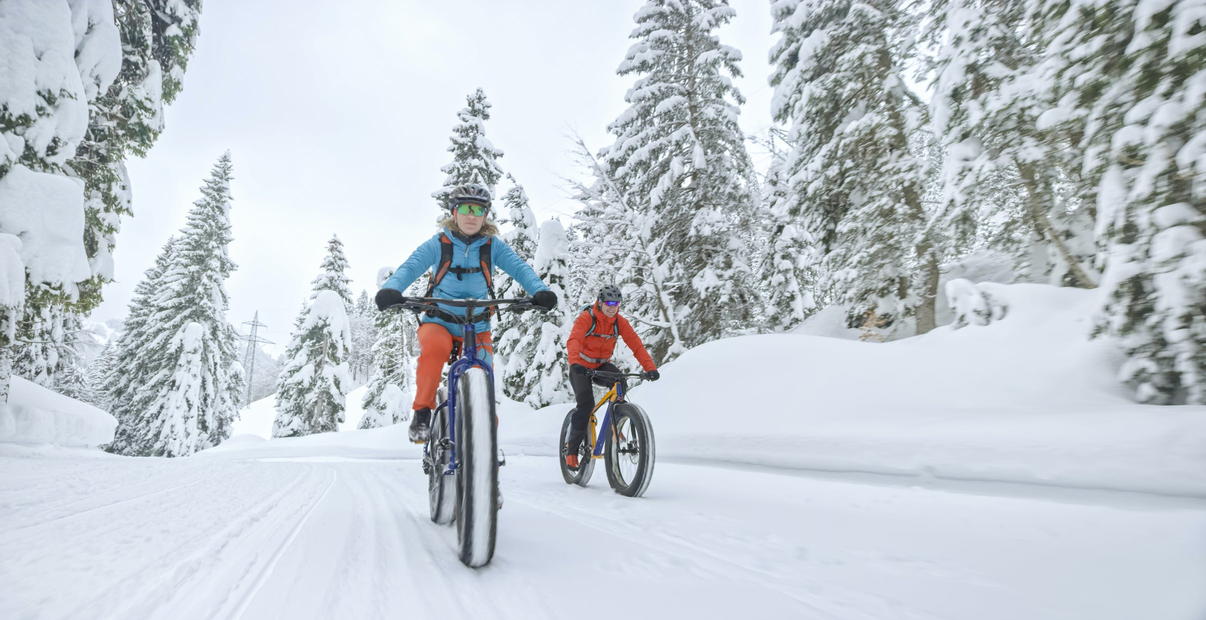 fat biking adventure tours norway