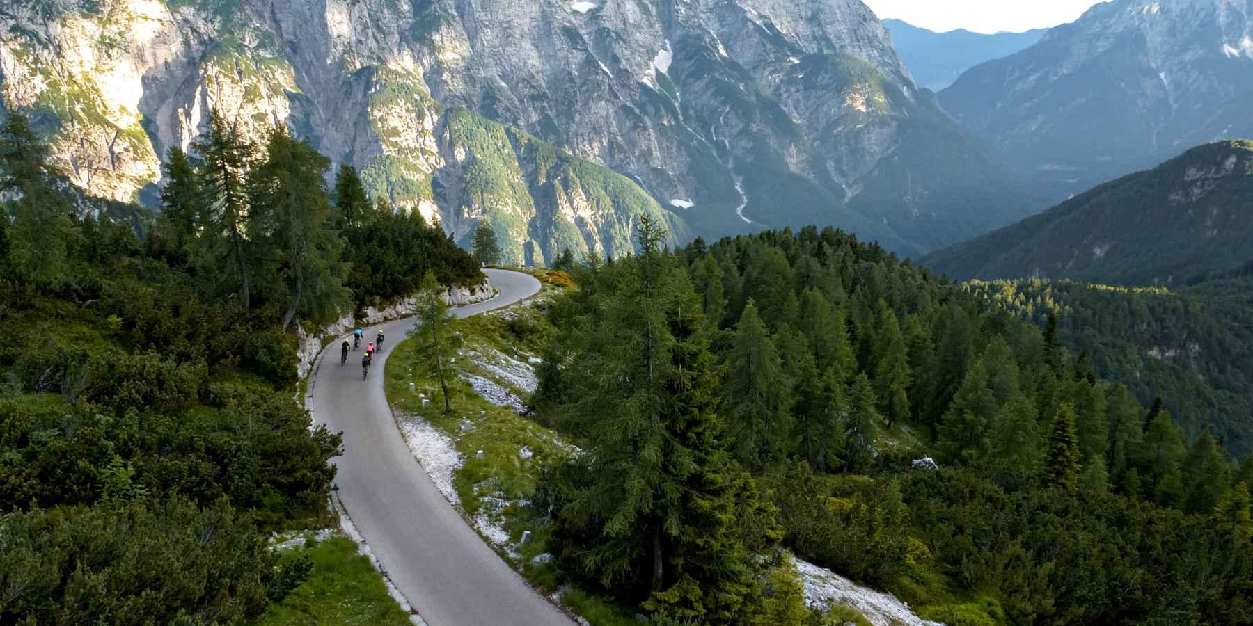 albania tour by bike