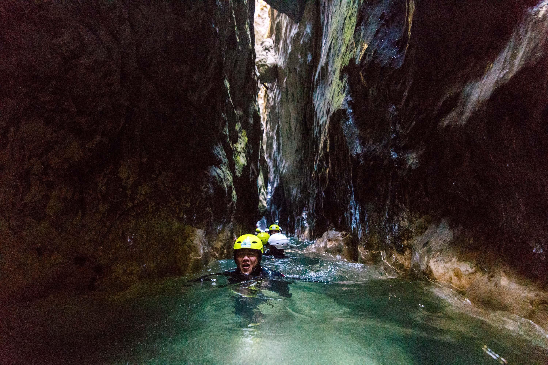 canyoning-montenegro