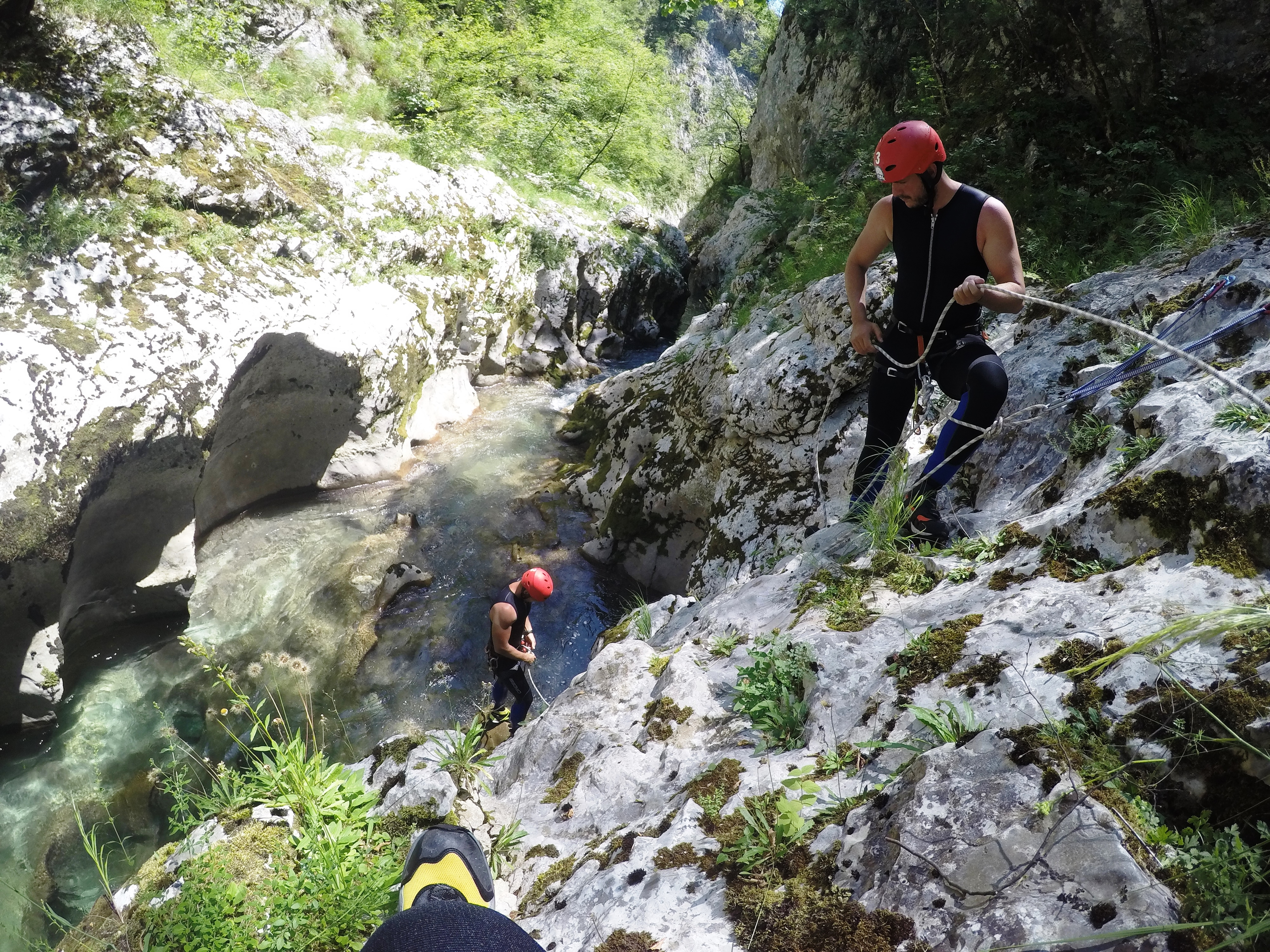 canyoning-bosnia-august-bank-holiday-adventure