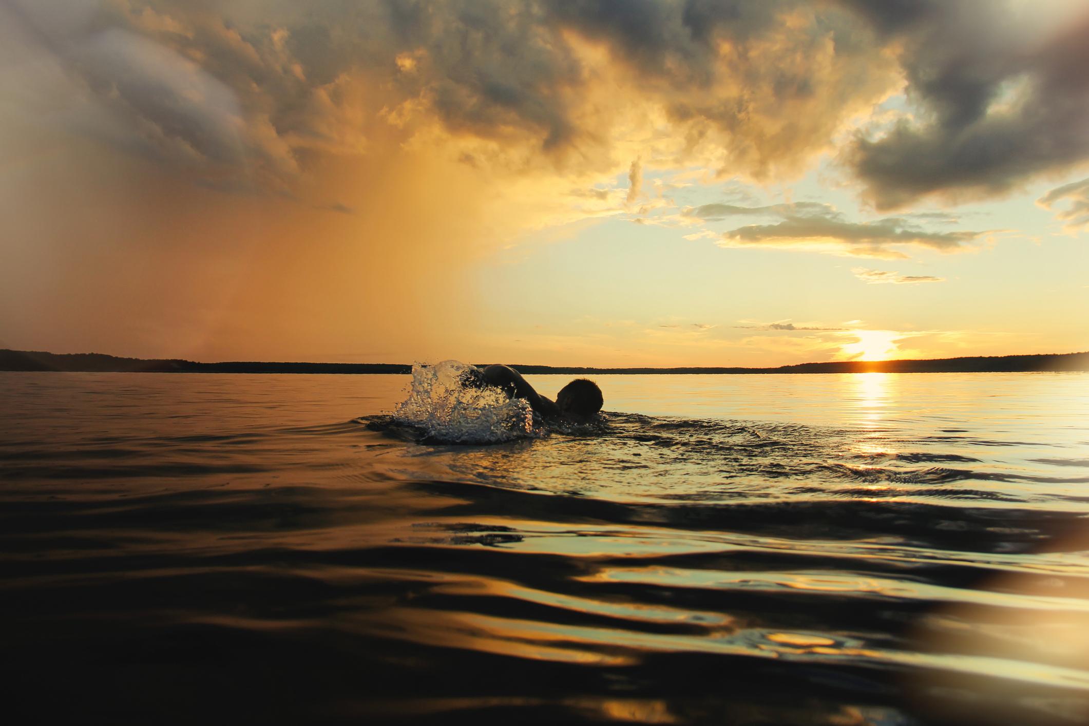swimming in europe