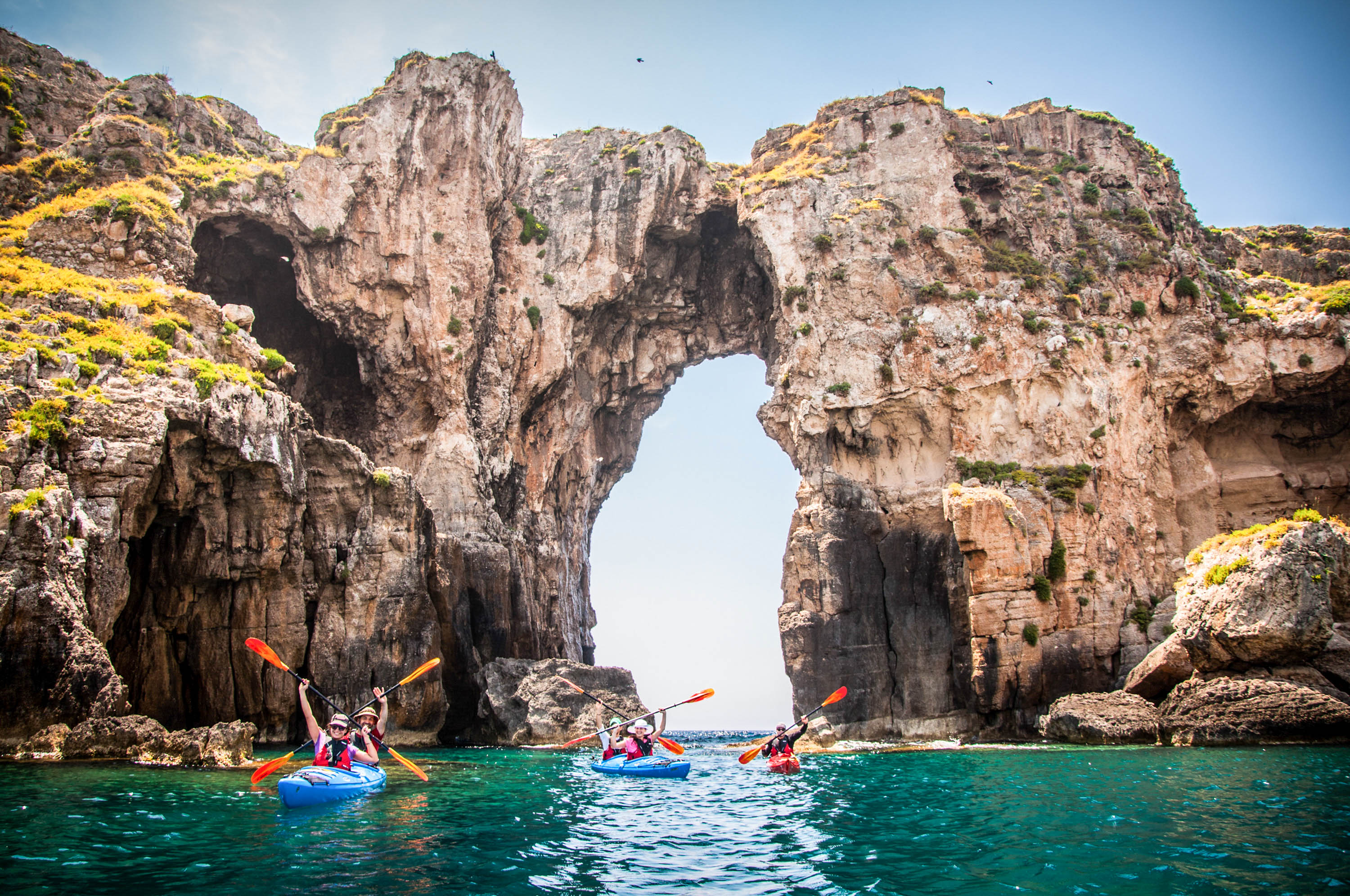 kayak-greek-coast-easter-adventure